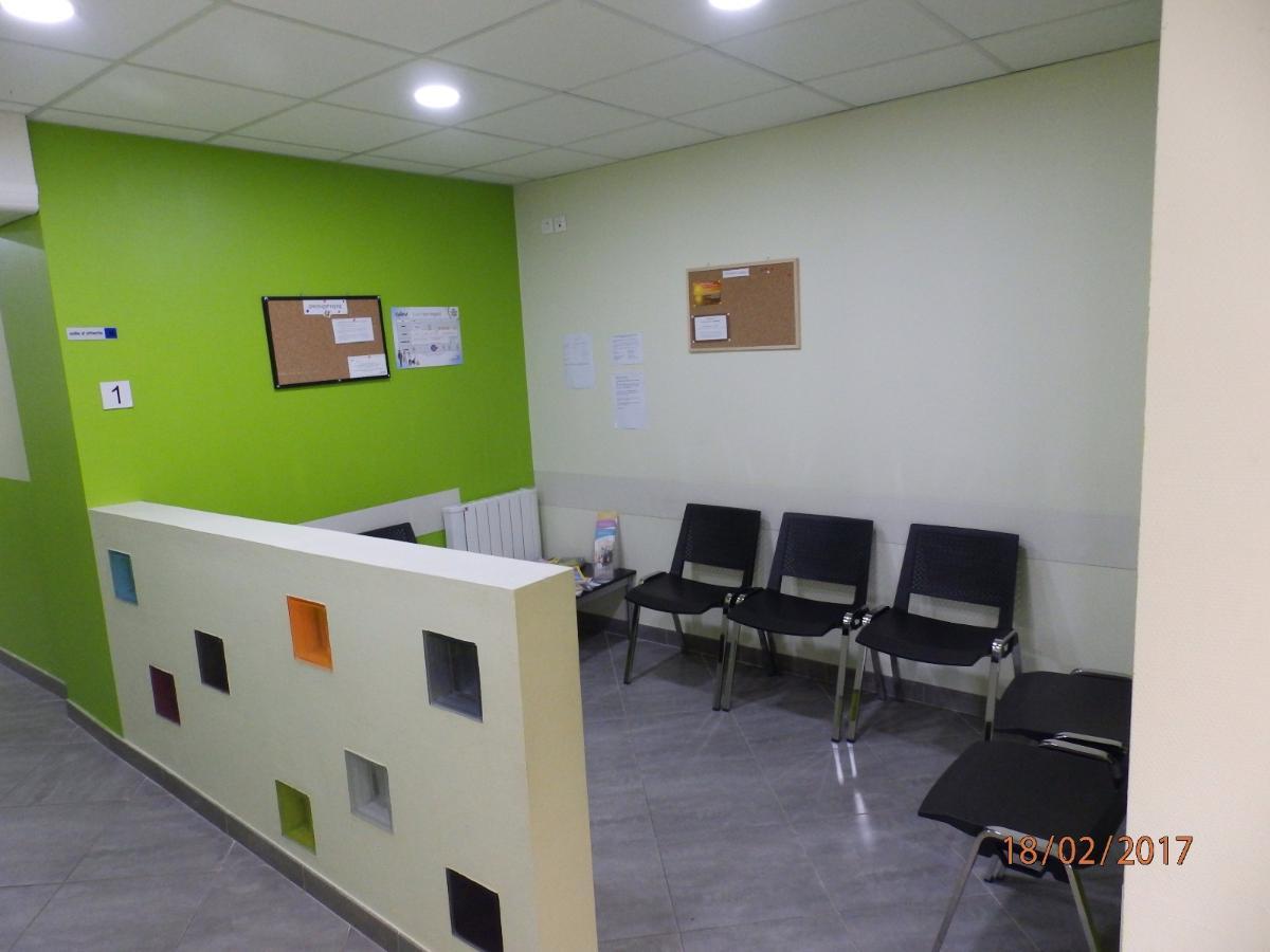 Salle d'attente Didier Leveau