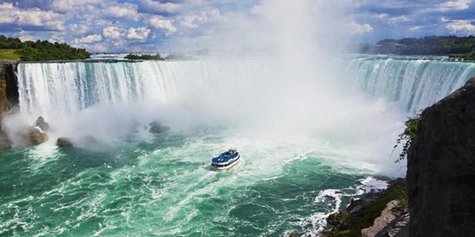 Niagara Falls Canada Show!