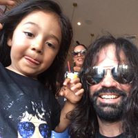 Hanging with the youngest Doors Fan