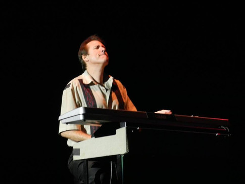 John Harjo on Keys
