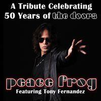 Celbratnig 20th Anniversary of Peace Frog