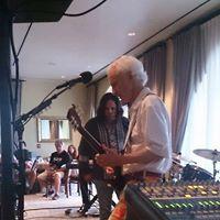 Robby Krieger with Tony Fernandez