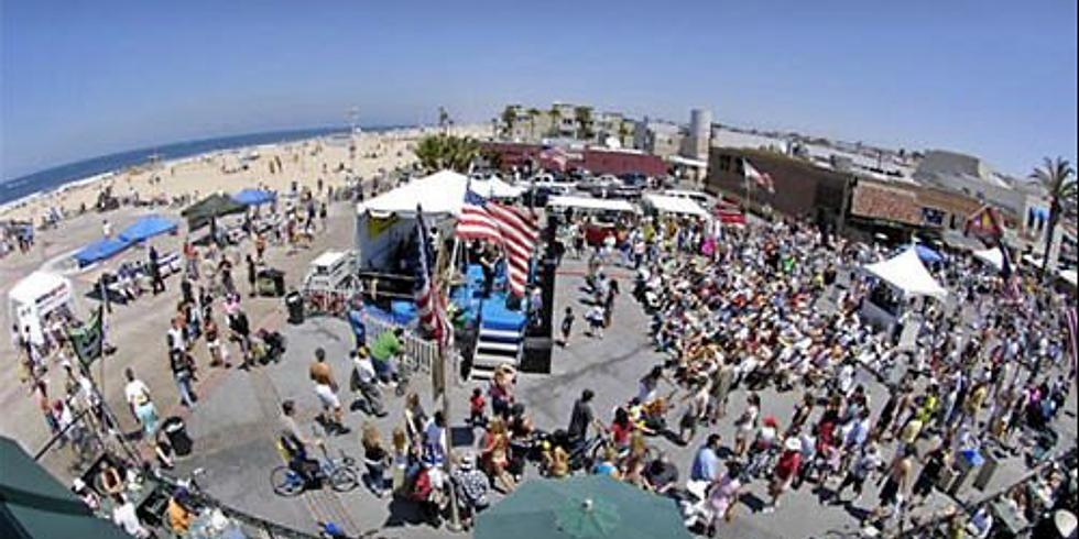 Fiesta Hermosa Memorial Day Hermosa Beach, CA