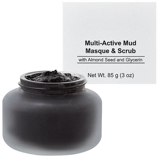 Multi-Active Mud Masque & Scrub
