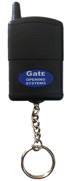 GATE OPENING SYSTEMS (GOS) - 4 BUTTON REMOTE CONTROL / TRANSMITTER - 433 Mhz