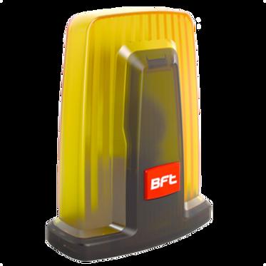 FLASHING LIGHT - BFT BLTA 24 R1 - BLINKER WITH BUILT-IN ANTENNA FOR 24V MOTORS