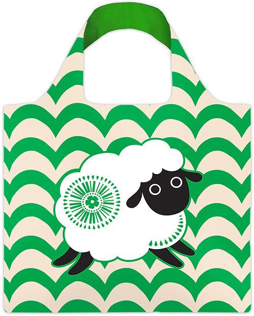 Shopping, Carry, Tote Bag - Reusable, Waterproof - Australia, New Zealand, Sheep