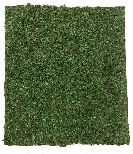 Moss Mat Sticker, 45x40cm - Artificial, Fake, Fairy Garden, Coaster, Wall, Vase