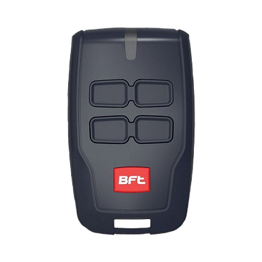 BFT MITTO B RCB 4 BUTTON REMOTE CONTROL / TRANSMITTER - 12V, 433 Mhz