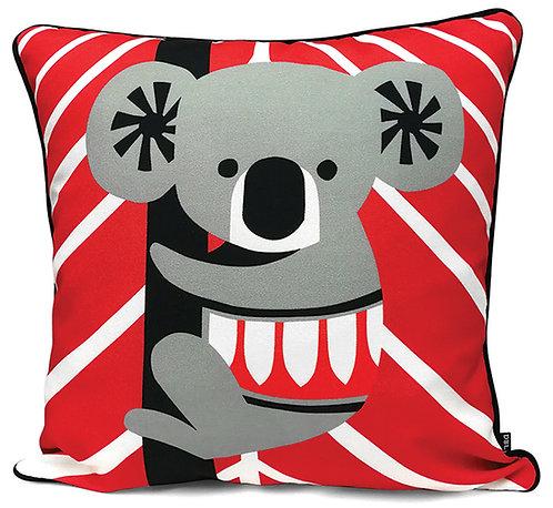 Cushion Cover - 45 x 45cm - Canvas - Australia, Koala, Scandi