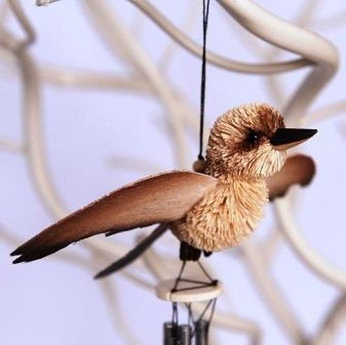 Windchime, Wind Chime, Mobile - Kookaburra Bird - Australia, Gift, Souvenir