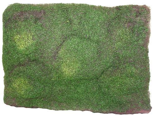 Soft Artificial Moss Mat, 40x30cm - Fake,Faux,Terrarium,Fairy Garden,Wreath,Wall