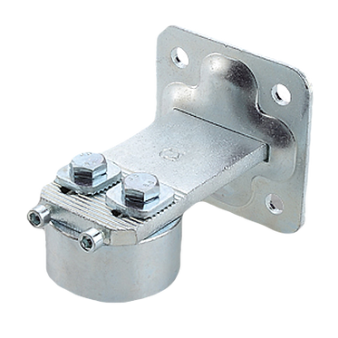 345R.GPST - LARGE ADJUSTABLE HINGE WITH PLATE, SCREWS, BEARING - SWING GATE