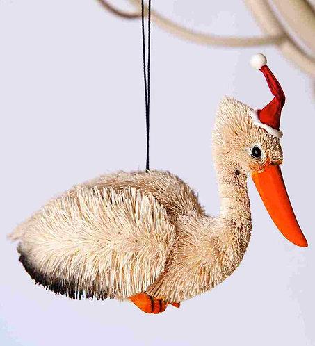 PELICAN - LARGE CHRISTMAS TREE HANGING ORNAMENT - AUSTRALIAN BIRD