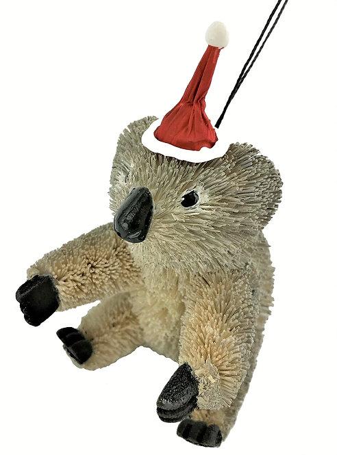 Koala - Christmas Tree Hanging Ornament - Australian Animal