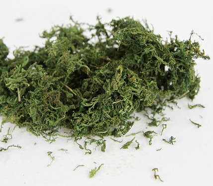 150g Dried Moss Pieces - Artificial,Fake,Arrangement,Faux,Terrarium,Fairy Garden