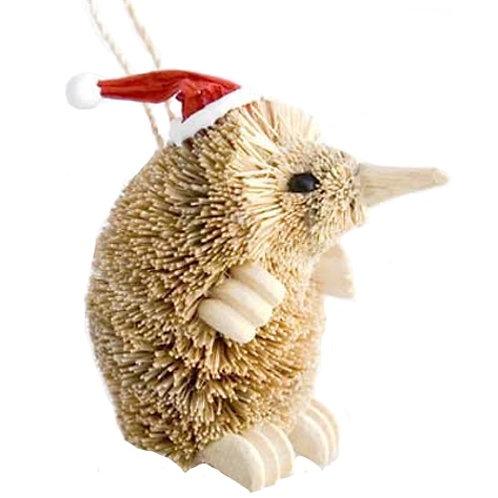 CHRISTMAS TREE HANGING ORNAMENT, SOUVENIR - AUSTRALIAN ECHIDNA