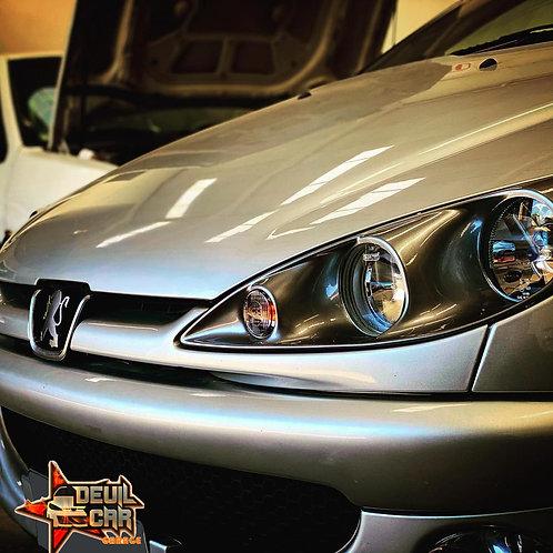 Headlights Peugeot 206
