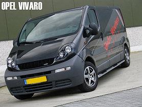 Renault Traffic/ Nissan Primastar /Opel Vivaro