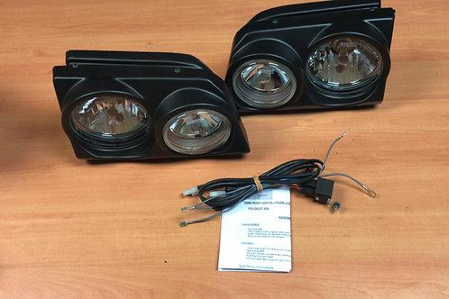 205 Phase II Headlights