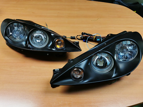 Headlights Peugeot 206