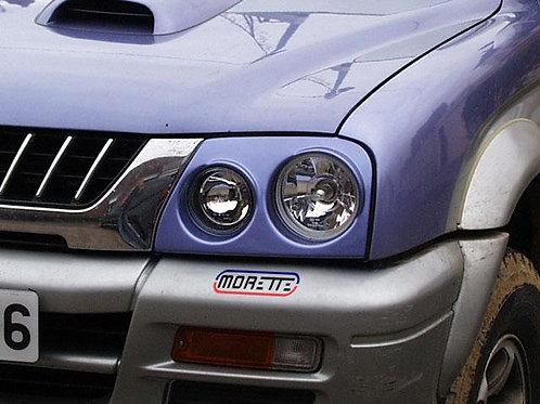 Headlights Mitsubishi L200 96-06