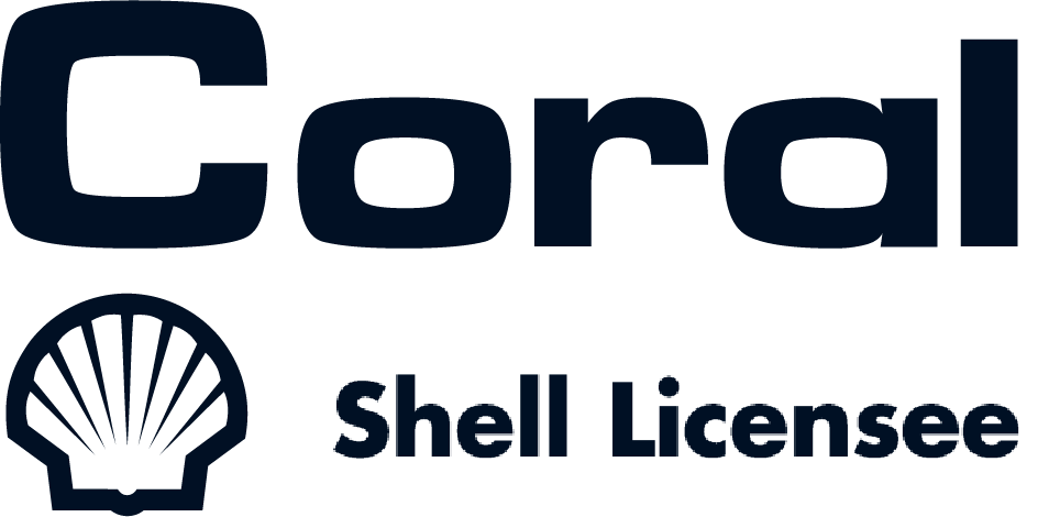 Coral Shell Licensee Logo