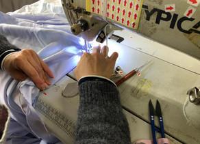 被遺忘的香港製造-縫紉