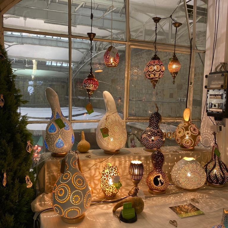 Kalebassenmanufaktur goes Weihnachtszauber Bückeburg
