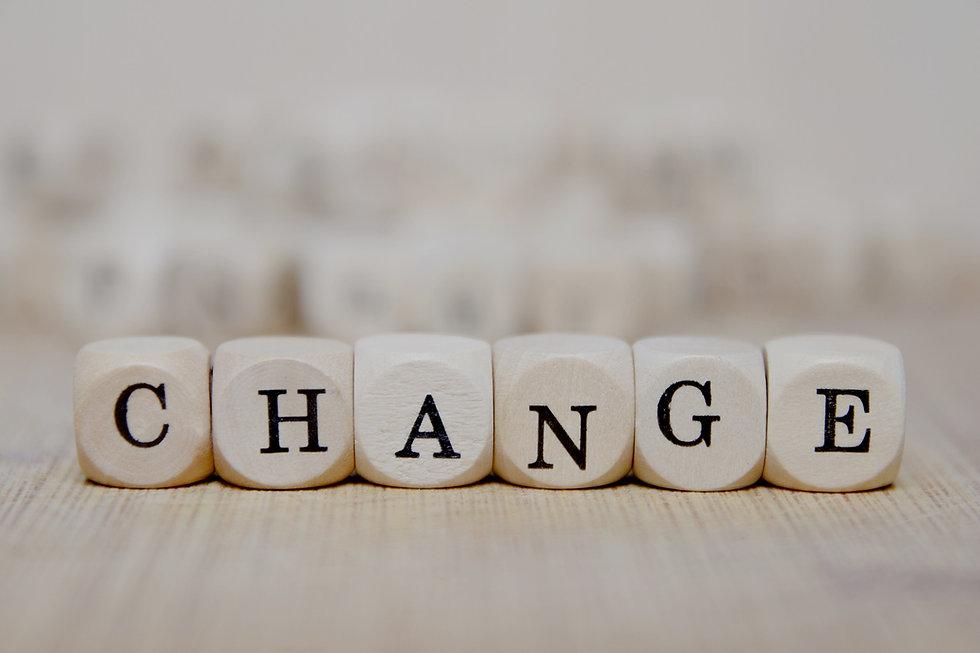 Sei du selbst die Veränderung mit Caoching von deyoli ® design your life