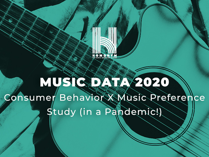 MUSIC DATA 2020
