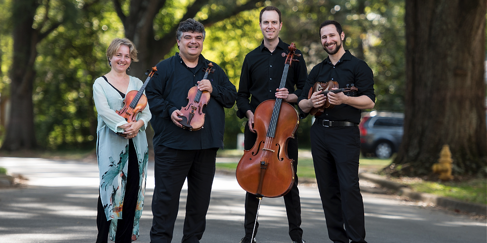 Spring Reception to Support CHAMBER MUSIC for ALL