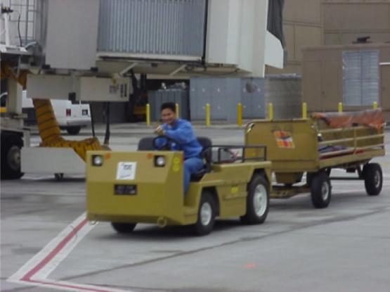 Luggage Handler