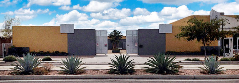 Electric Applications Incorporated Laboratory, Phoenix, Arizona