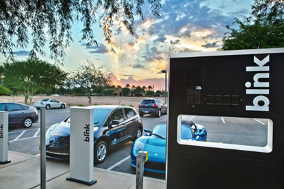 Fast Charger, Electric Vehicles