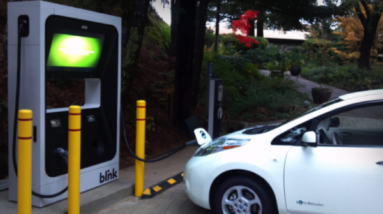 Fast Charger, Electric Vehicle