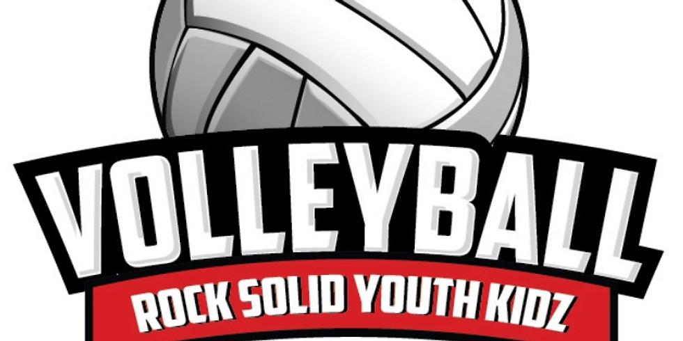 Warrior Rock Solid Kidz Volleyball