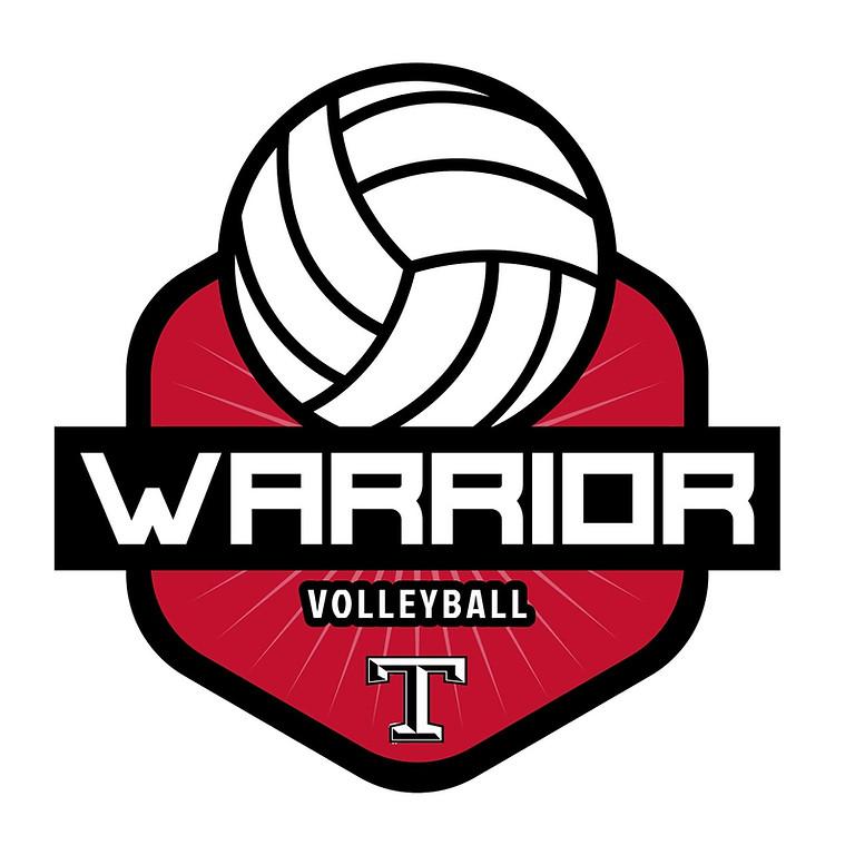Warrior Volleyball Future Champion Summer Camp