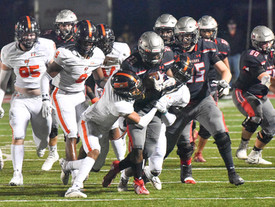 Warriors Advance to State Championship, Hand Hoover Historic Loss