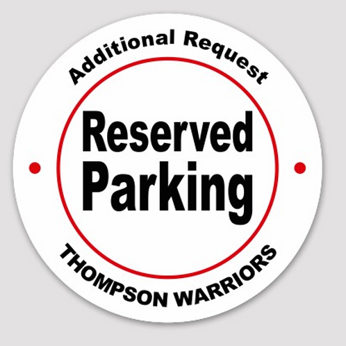 Tailgate, Parking & Ticket Package
