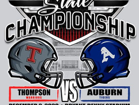 Important AHSAA State Championhsip Game Day Information