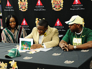Thompson's Stephens signs with UAB