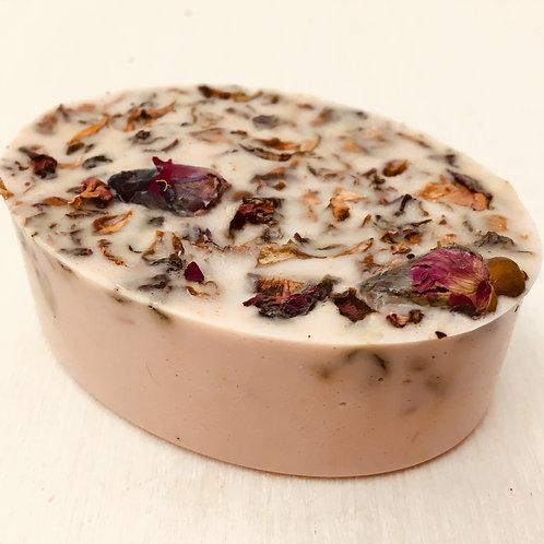Kaolin Hydrating Rose Butter Body Soap