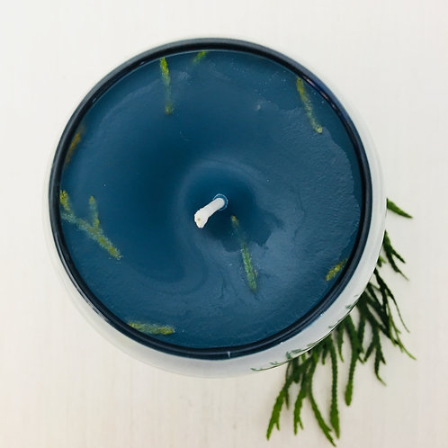 Ombre Harmony & Patience Tumbler Intention Candle