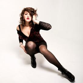 JACKIE KAMEL EP Album Cover Shoot