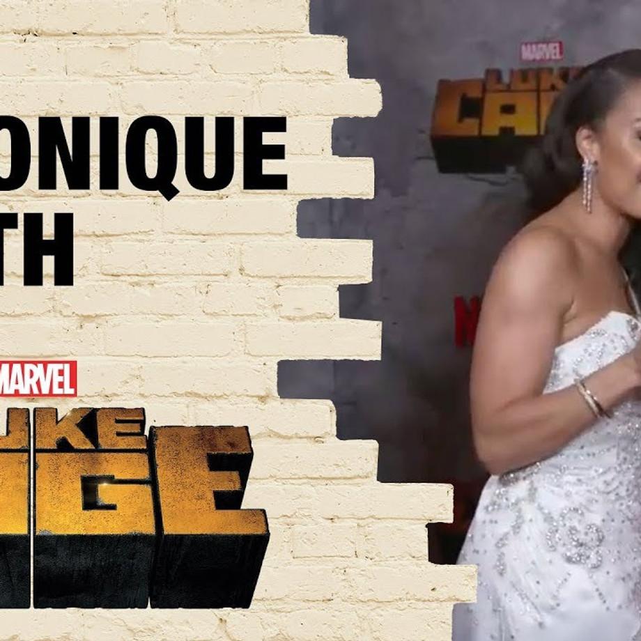 ANTONIQUE SMITH | Marvel's Luke Cage Season 2 Premiere
