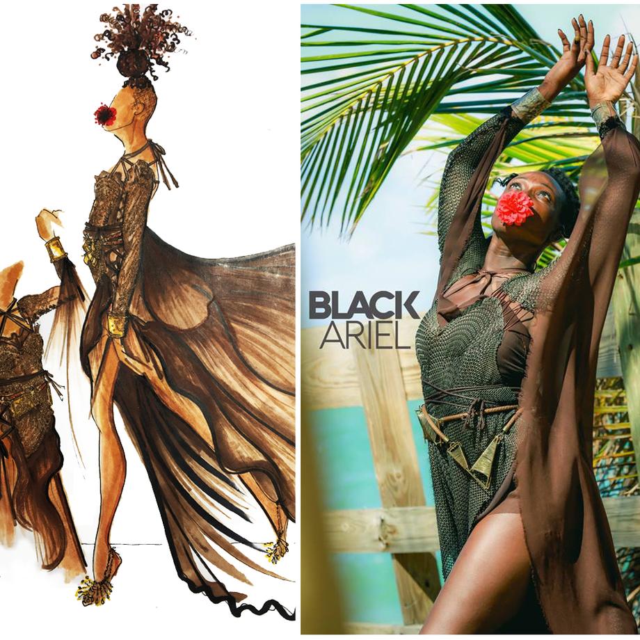 BLACK ARIEL | fashion film