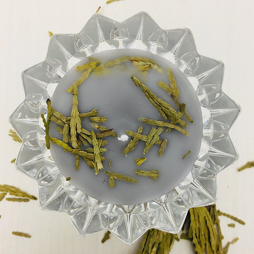 Peace & Hope Crystal Star Intention Candle