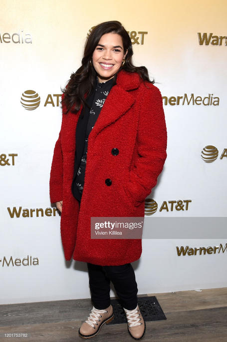 America Ferrera in Kenneth Cole New York
