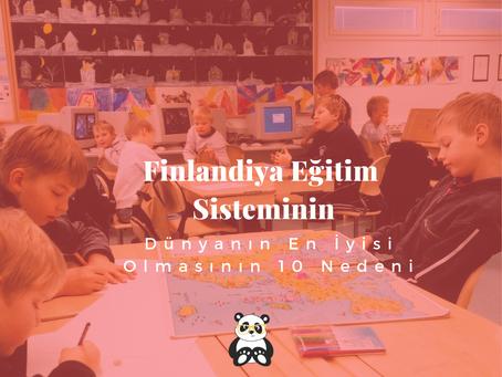 Finlandiya Eğitim Sisteminin Dünyanın En İyisi Olmasının 10 Nedeni